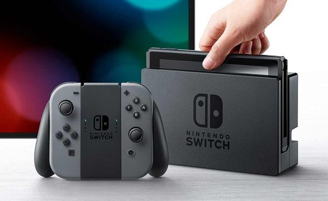 The Biggest Nintendo Switch Retail Games of 2017